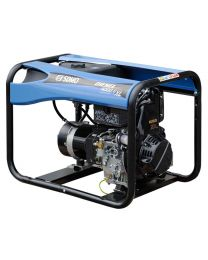 Tragbarer Stromerzeuger SDMO DIESEL 4000 E XL C