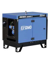 Stromerzeuger SDMO DIESEL 6000 E Silence