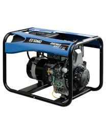 Tragbarer Stromerzeuger SDMO DIESEL 6000 E XL CM