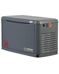 Gas Stromerzeuger PRAMAC GA 20000