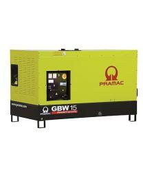 Stromerzeuger PRAMAC GBW 15 Y3 YANMAR