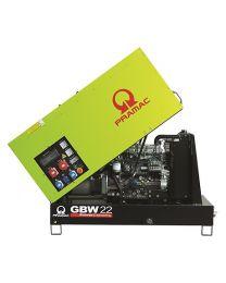 Stromerzeuger PRAMAC GBW 22 Y3 YANMAR