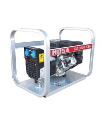 Tragbarer Stromerzeuger MOSA GE 3500 KBM