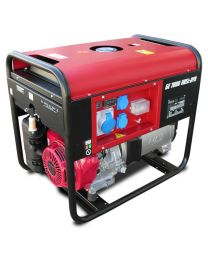 Tragbarer Stromerzeuger MOSA GE 7000 HBSLE-AVR