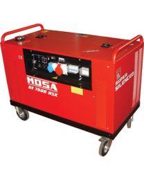 Tragbarer Stromerzeuger MOSA GE 7500 HSX-EAS