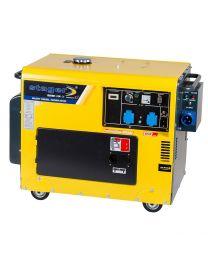 Stromerzeuger YORKING DG 5500S ATS
