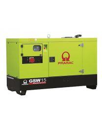 Stromerzeuger PRAMAC GSW 15 Y3 YANMAR