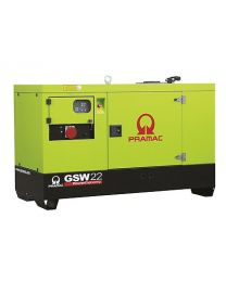Stromerzeuger PRAMAC GSW 22 Y3 YANMAR