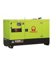 Stromerzeuger PRAMAC GSW 35 Y3 YANMAR