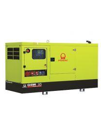 Stromerzeuger PRAMAC GSW 95 P3 PERKINS