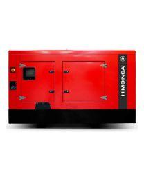 Stromerzeuger HIMOINSA HFW-125 T5 IVECO Schallschutzhaube