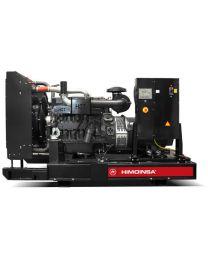 Stromerzeuger HFW-200 T5 IVECO offen
