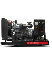 Stromerzeuger HFW-85 T5 IVECO offen