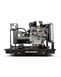 Stromerzeuger HIMOINSA HYW - 45 T5 STAGE 2 offene Version