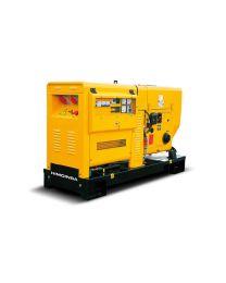 Stromerzeuger HIMOINSA HZA1-25C T5 HATZ schallgedämmt