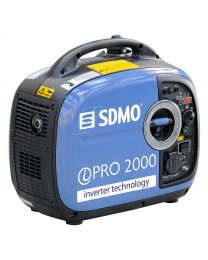 Tragbarer Stromerzeuger SDMO INVERTER PRO 2000