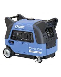 Tragbarer Stromerzeuger SDMO INVERTER PRO 3000 E