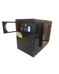 Stromerzeuger Warrior 13,5 kVA Silent Diesel Generator 3-phase