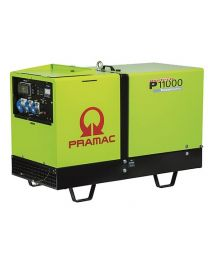 Stromerzeuger  PRAMAC P 11000 YANMAR AMF