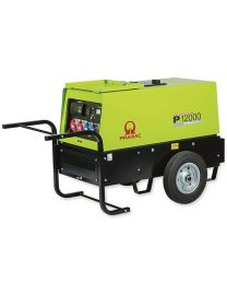 Stromerzeuger PRAMAC P 12000 HATZ 3