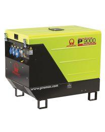 Stromerzeuger PRAMAC P 9000 LOMBARDINI