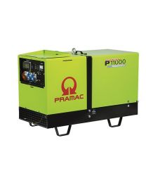 Stromerzeuger PRAMAC P 11000 YANMAR 3