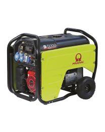 Tragbarer Stromerzeuger PRAMAC S 5000 HONDA 3 el