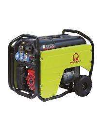 Tragbarer Stromerzeuger PRAMAC S 8000 HONDA el