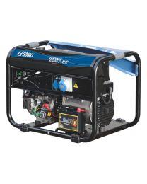 Tragbarer Stromerzeuger SDMO TECHNIC 6500 E AVR M