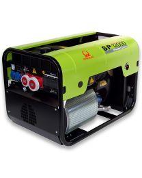 Tragbarer Stromerzeuger PRAMAC SP 12000 HONDA 3 el