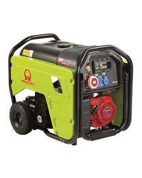 Tragbarer Stromerzeuger PRAMAC SP 8000 HONDA 3 el