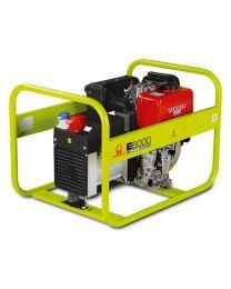 Tragbarer Stromerzeuger PRAMAC E 4500 YANMAR