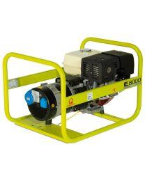 Tragbarer Stromerzeuger PRAMAC E 8000 HONDA 3