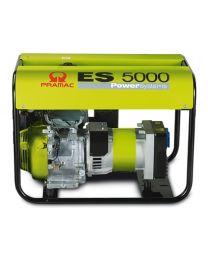 Tragbarer Stromerzeuger PRAMAC ES 5000 HONDA AVR