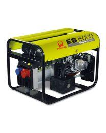 Tragbarer Stromerzeuger PRAMAC ES 8000 HONDA AVR