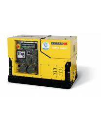 Tragbarer Stromerzeuger ENDRESS ESE1408 DBG ES DIN silent