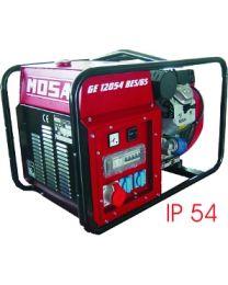 Tragbarer Stromerzeuger MOSA GE 12054 KD + 4