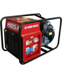 Tragbarer Stromerzeuger MOSA GE 12000 HBS/GS