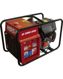 Tragbarer Stromerzeuger MOSA GE 12000 KD/GS EAS