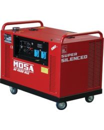 Tragbarer Stromerzeuger MOSA GE 4500 HSX-EAS