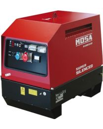 Tragbarer Stromerzeuger MOSA GE 6500 SX/GS-EAS