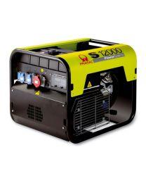 Tragbarer Stromerzeuger PRAMAC S 12000 HONDA 3 el