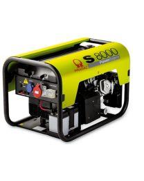 Tragbarer Stromerzeuger PRAMAC S 8000 HONDA 3 el