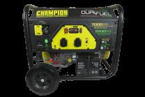 Stromerzeuger CHAMPION 7000W Dual Fuel Elverk