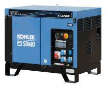 Stromerzeuger SDMO DIESEL 15 LC TA Silence C5 AVR