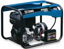 Tragbarer Stromerzeuger SDMO DIESEL 4000 C5