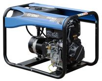 Tragbarer Stromerzeuger SDMO DIESEL 4000 E XL C5