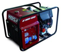 Tragbarer Stromerzeuger MOSA GE 10000 KD/GS