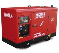 Stromerzeuger MOSA GE 35 PSSX