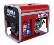 Tragbarer Stromerzeuger MOSA GES 6000 YDM
